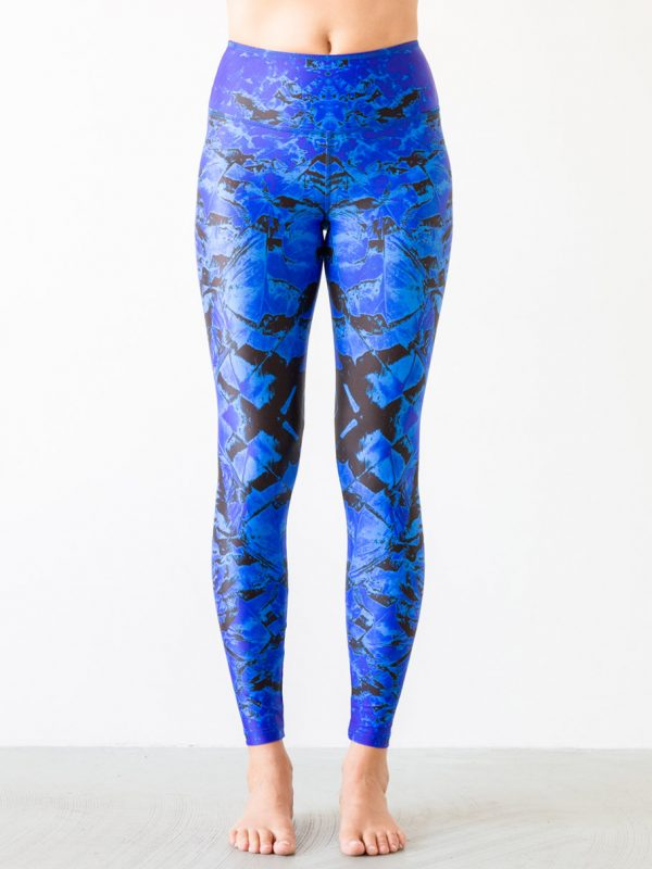 Leggings Feathershield Front