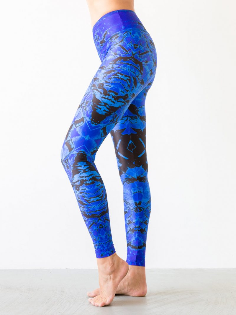 Leggings Feathershield Side